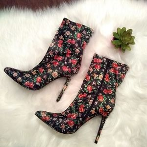 JustFab Shoes - JustFab ankle boots sz 7.5